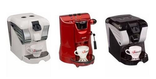 Модели кофемашин