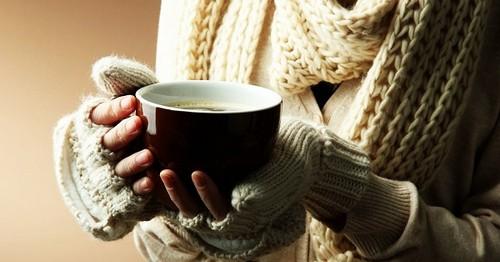 Уютный кофе