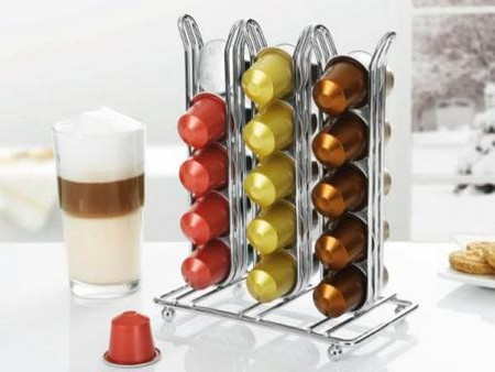 Виды капсул Nespresso