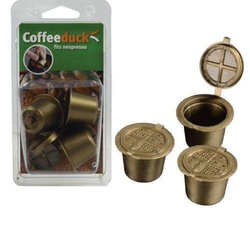 Набор пустых капсул для кофемашин