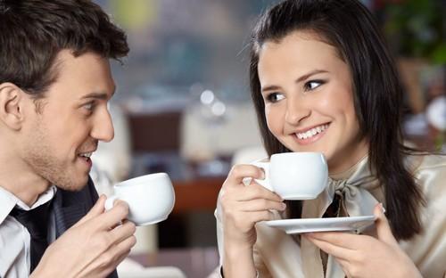 Перерыв за чашкой кофе