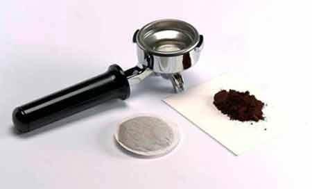 Рожок для кофемашины