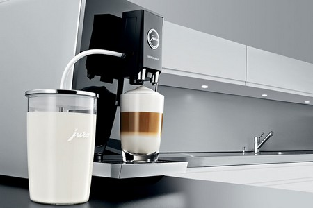 Контейнер с молоком для кофемашины