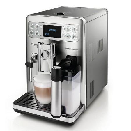 Кофемашина с контейнером для молока