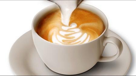 Молоко для кофе