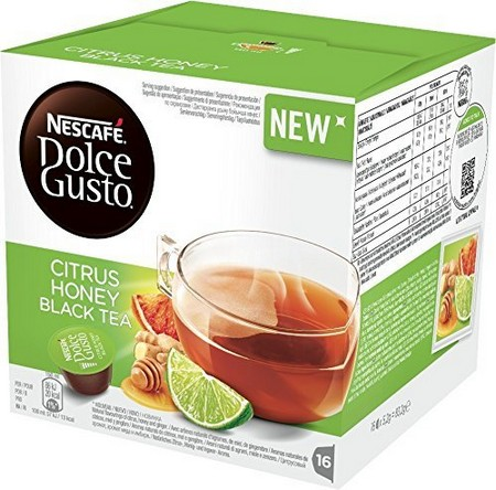 Капсулы чая