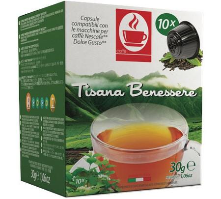 Капсулы для чая
