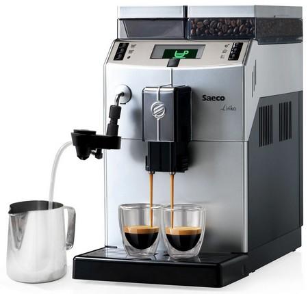 Кофемашины Saeco lirika One Touch Cappuccino