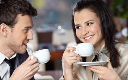 Кофе в хорошей компании