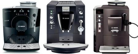 Модельный ряд кофемашин