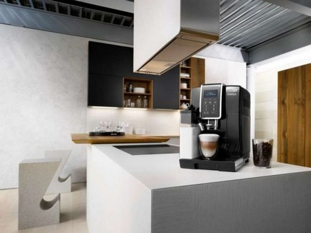 Кофемашина Delonghi Ecam 350-55
