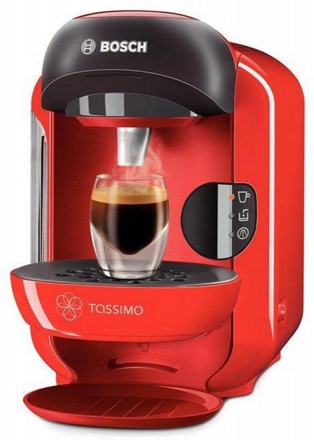 Кофеварка бош красная как пользоваться