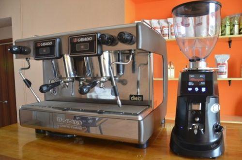 Кофемашина Casadio Dieci S2
