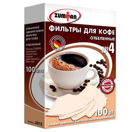 Фильтр для кофеварки Zumman 3012
