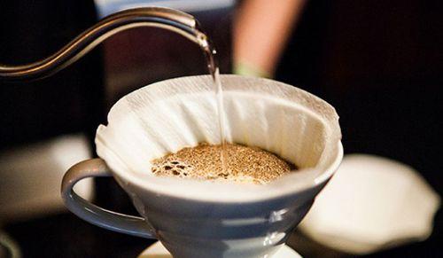 Бумажные фильтры кофеварки