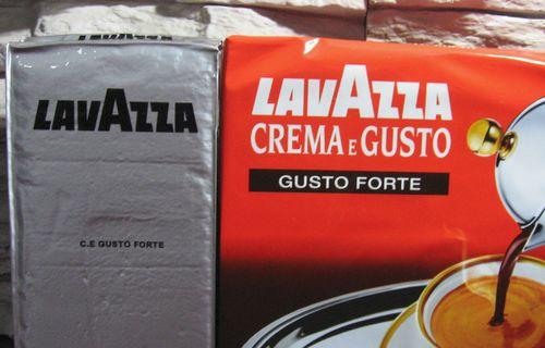 Кофе молотый Lavazza Crema