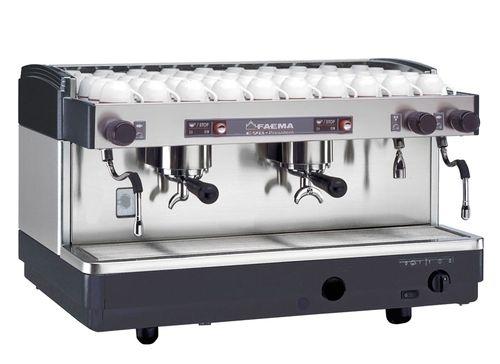 Рожковая кофемашина полуавтомат